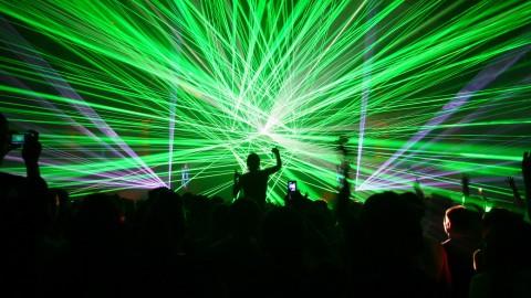 DVD-registratie van Qlimax. www.q-dance.com