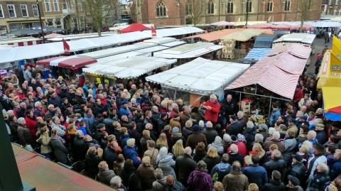 documentaire over standwerkers op de markt