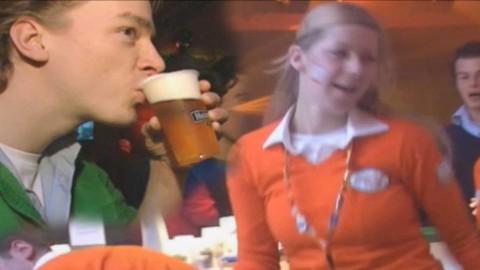 Sfeerverslag van Holland Heineken Huis tijdens Olympische Spelen Turijn. http://www.heineken.com/nl/
